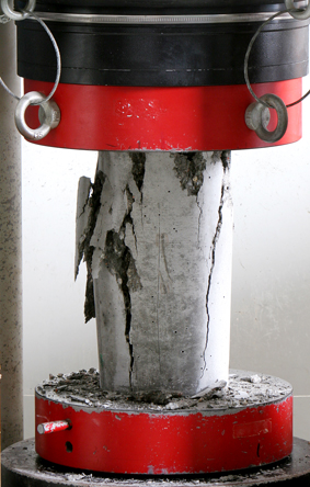 Fly Ash Concrete >> Building Material Testing